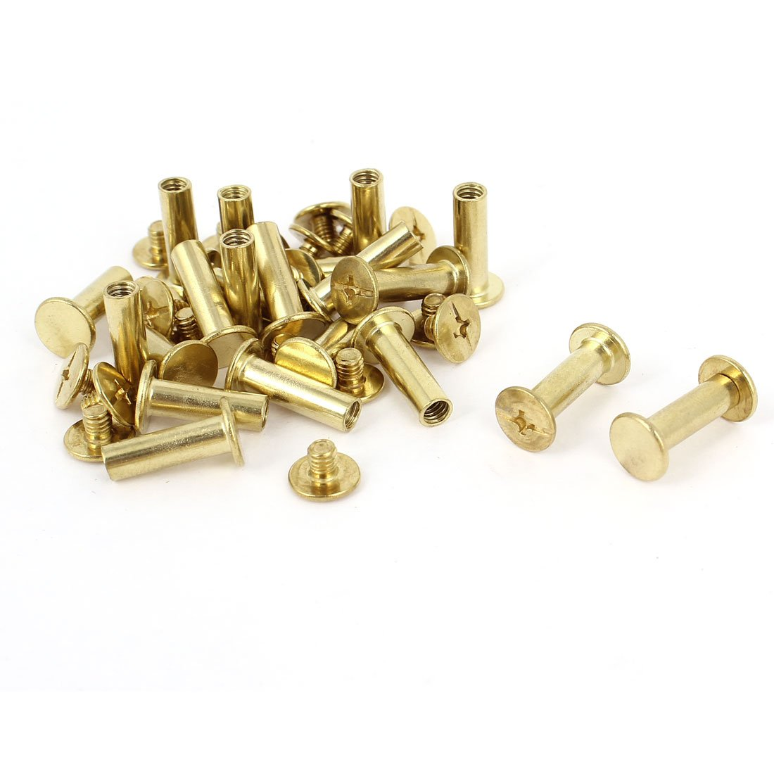 Dresselhaus 4.8 Countersunk Bolts with Slotted Head M 8 x 70 MM Galvanised Pack of 100