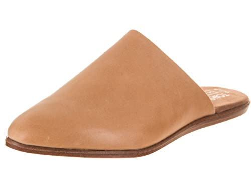 dab06509483b Toms Women s Jutti Honey Leather Mule Shoes  Amazon.ca  Shoes   Handbags
