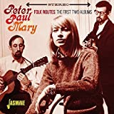 Folk Routes - The First Two Albums By Peter Paul & Mary (2014-10-27)
