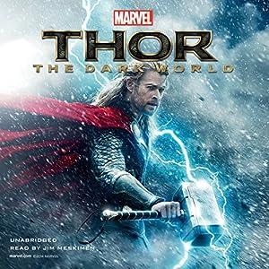 Marvel's Thor: The Dark World Audiobook