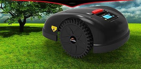 KJRJG Robot automático de siega, de Carga Inteligente de ...