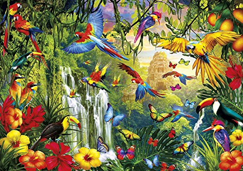 Buffalo Games - Vivid Collection - Wings - 300 Large Piece Jigsaw Puzzle