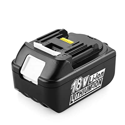 18V 6.0AH LXT Lithium Battery For Makita BL1830 BL1850 BL1840 Cordless Drills GL