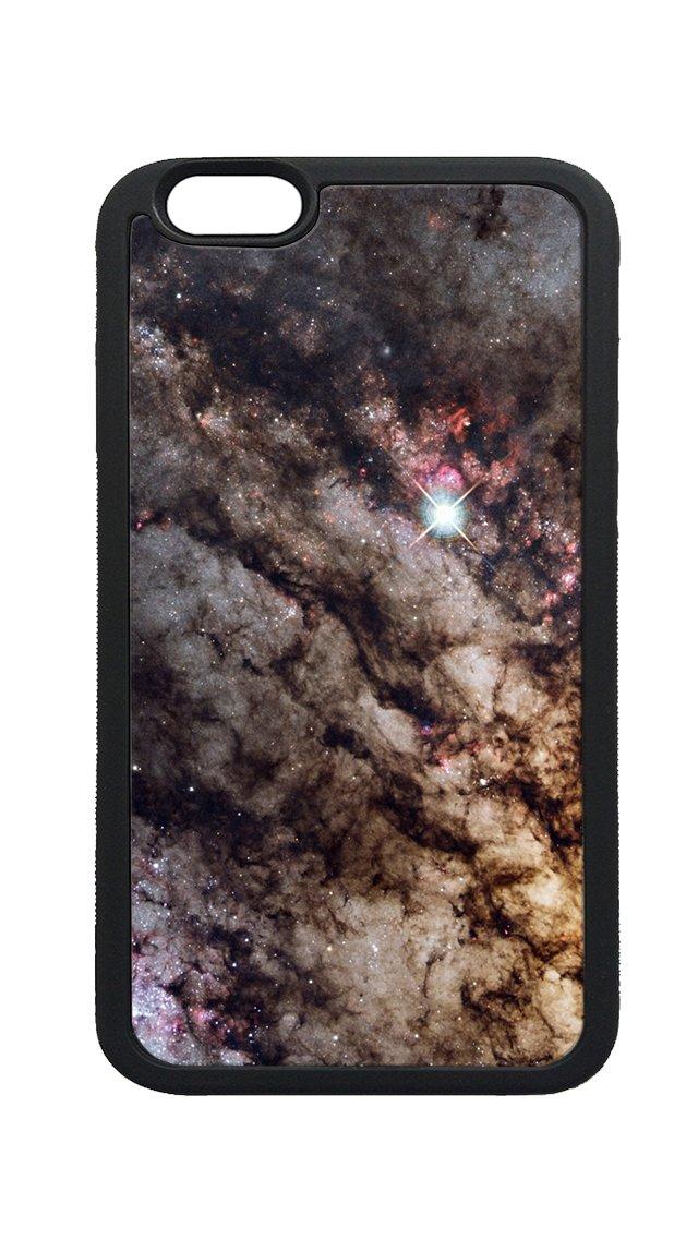 Amazon Com Iphone 8 Plus Case Deep Space Nebula Dust Cloud