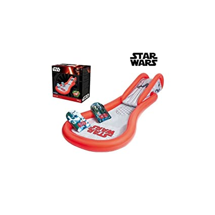Piscina Hinchable Star Wars 3178 Star wars: Amazon.es: Juguetes y ...