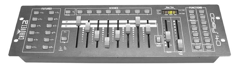 Chauvet DJ Obey 40 D-Fi 2,4 inalámbrico controlador DMX: Amazon.es ...