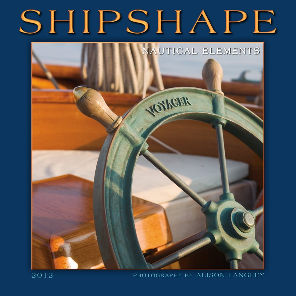 Shipshape: Nautical Elements 2012 Mini (calendar)