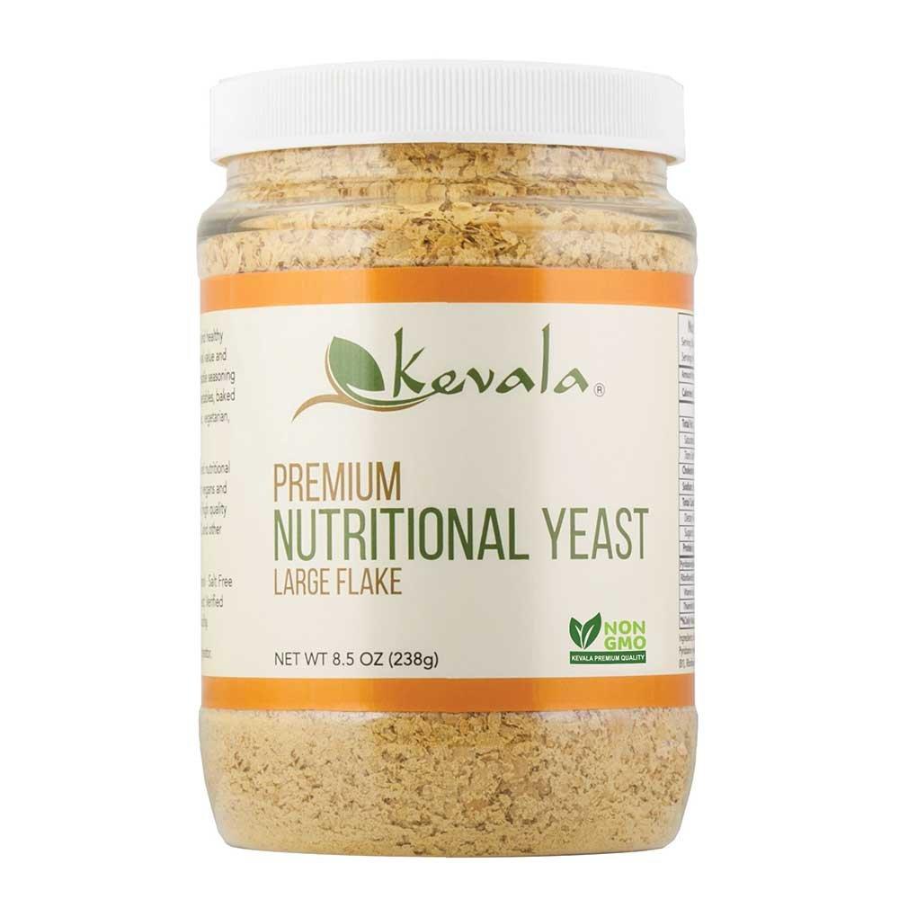 Kevala Nutritional Yeast 8.5 oz