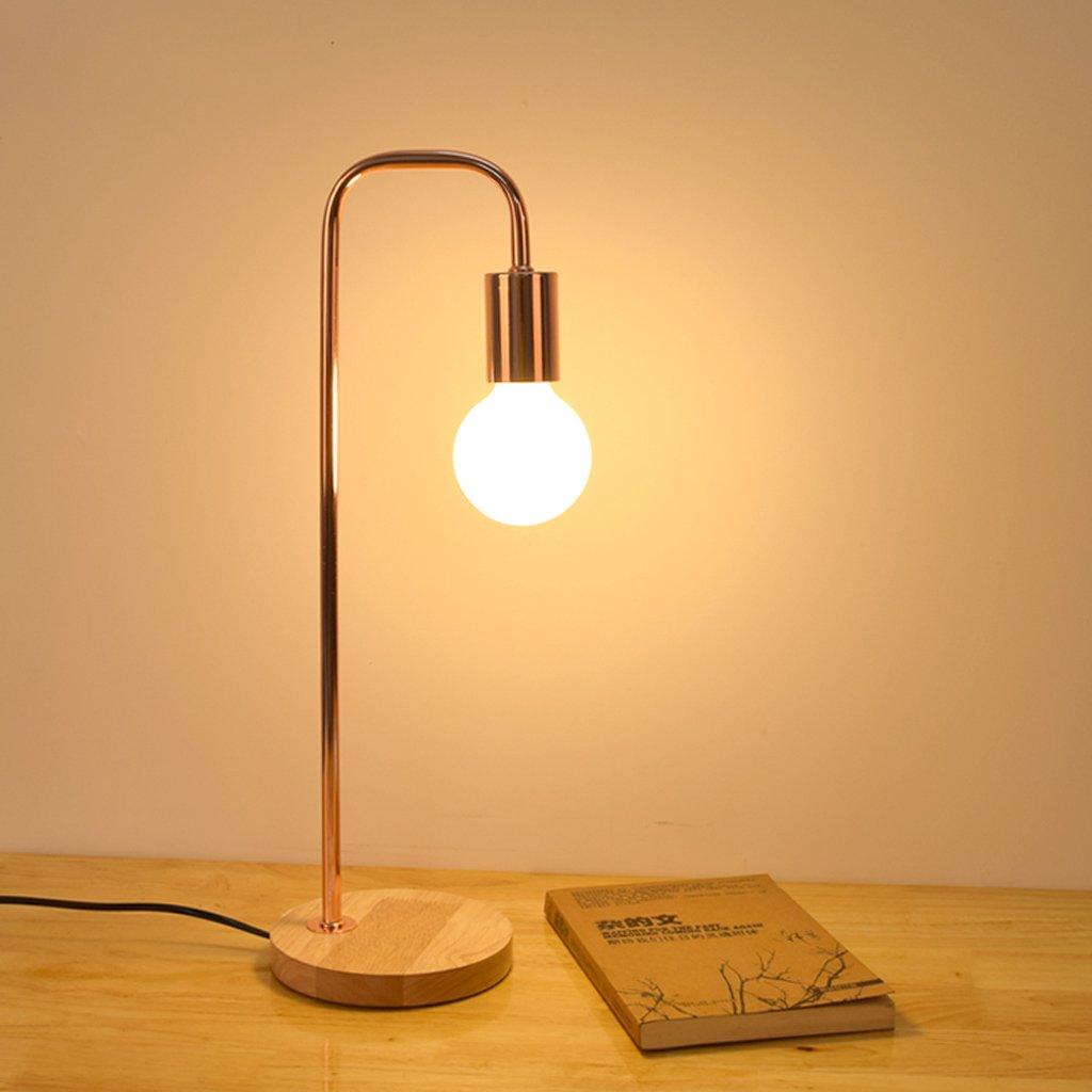 Hyun Times Sencillo y Moderno turística Personalizada Lámpara de Trabajo Aprendizaje del Trabajo de del LED lámpara Decorativa Dormitorio de Noche Creativo 954d94