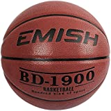"EMISH Outdoor/Indoor Game Basketball, (Size 7/29.5"")"
