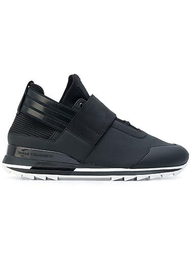c74e569d90d74 adidas Y-3 Yohji Yamamoto Women s Cg3133 Black Polyester Slip On Sneakers