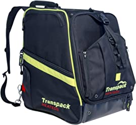 Transpack Heated Boot Pro Ski Snowboard Boot and Gear Bag Backpack 2018 a71e03d97d3f5