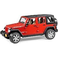 Bruder - Jeep Wrangler Unlimited Rubicon Ölçekli Model