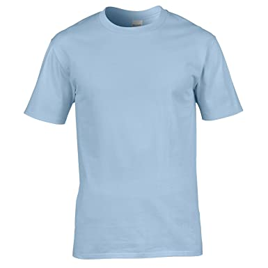 139136ce821adc Gildan Premium Cotton T Shirt - 20 Colours - Sml-2XL: Amazon.co.uk: Clothing