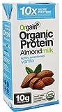 Orgain - Organic Protein Almondmilk Lightly Sweetened Vanilla - 32 oz