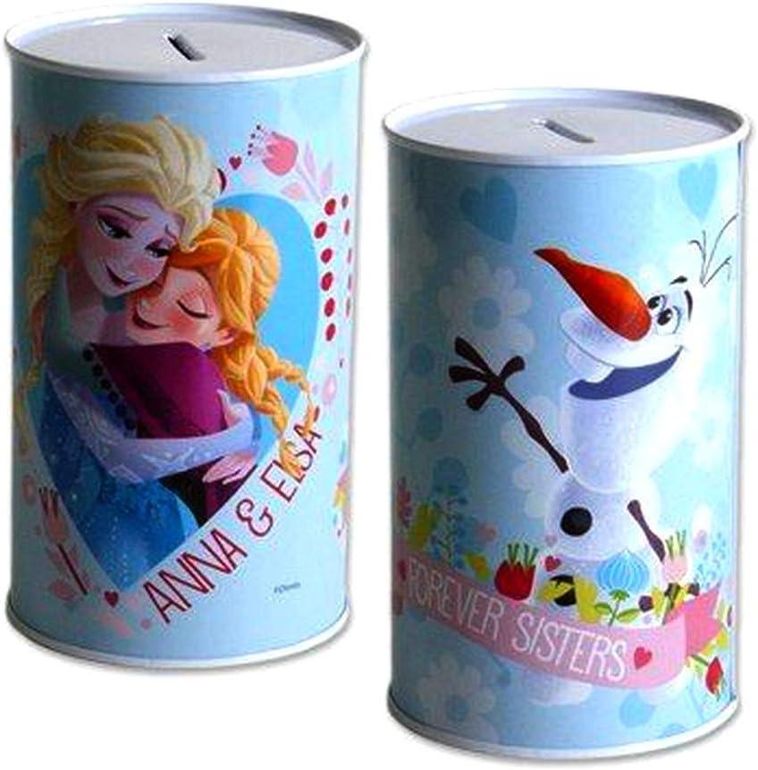GUIZMAX Tirelire en Metal La Reine des neiges Disney Enfant New