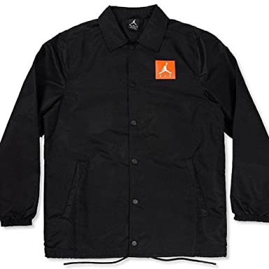 c69d11d24f56 Amazon.com  Nike Mens Like Mike Coaches Jacket AJ1177  Clothing
