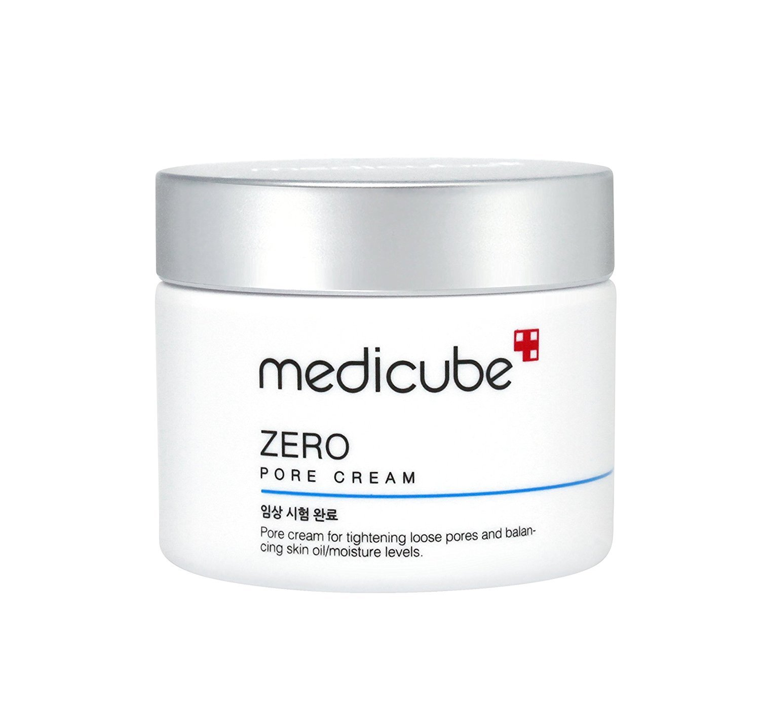 Medicube Zero Pore Cream 1 bottle, 60g