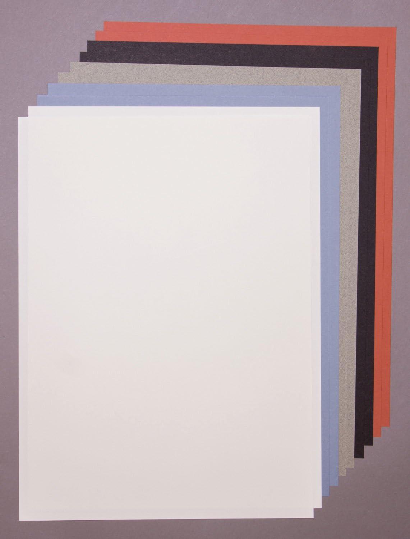 SAA Mixed Mi-Teintes Pastel Paper Trial Pack