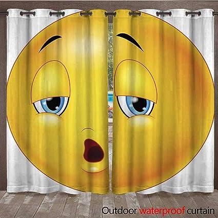 Amazon com : RenteriaDecor 0utdoor Curtains for Patio