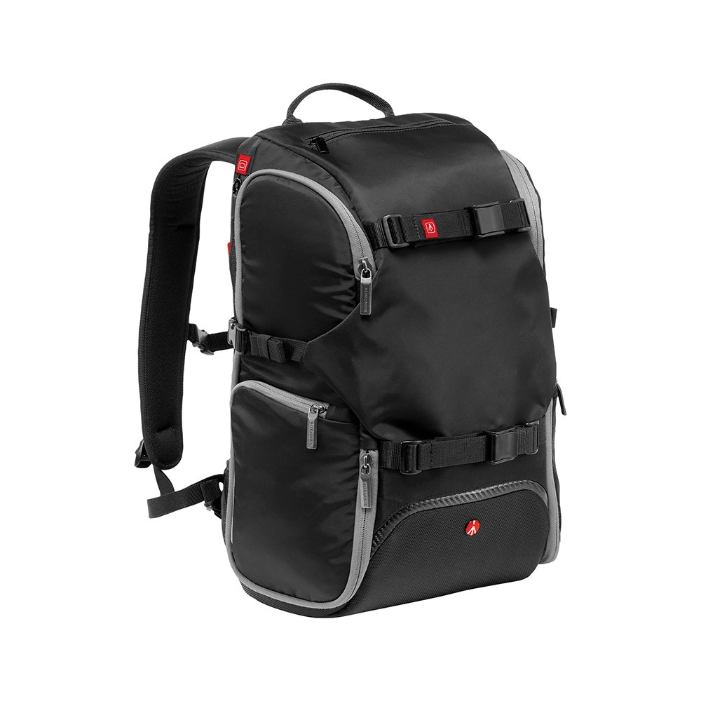 4ee848f83a0 Amazon.com   Manfrotto MB MA-BP-TRV Advanced Travel Backpack (Black)    Camera   Photo