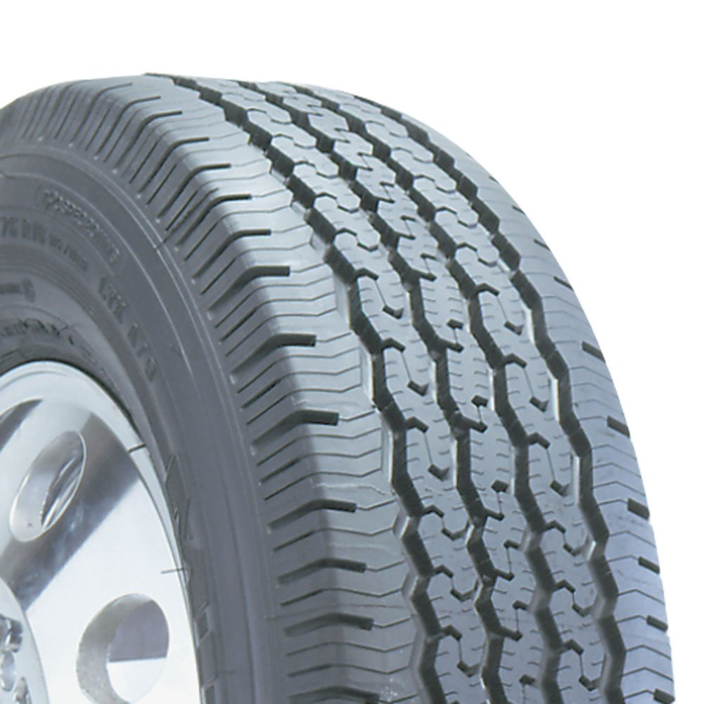Michelin LTX A/S Radial Tire - 255/70R18 112T by MICHELIN (Image #1)