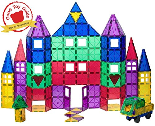 Новинки игрушек, Розыгрыши Playmags 100-Piecce Clear