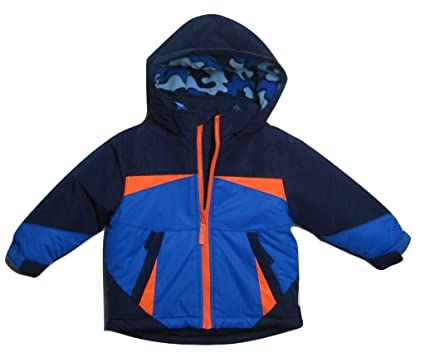 c995b2aa1 Image Unavailable. Image not available for. Color: WonderKids Infant & Toddler  Boy's 4-in-1 Jacket ...