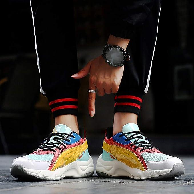 Posional Zapatillas Deporte Hombre Zapatos para Correr Athletic ...