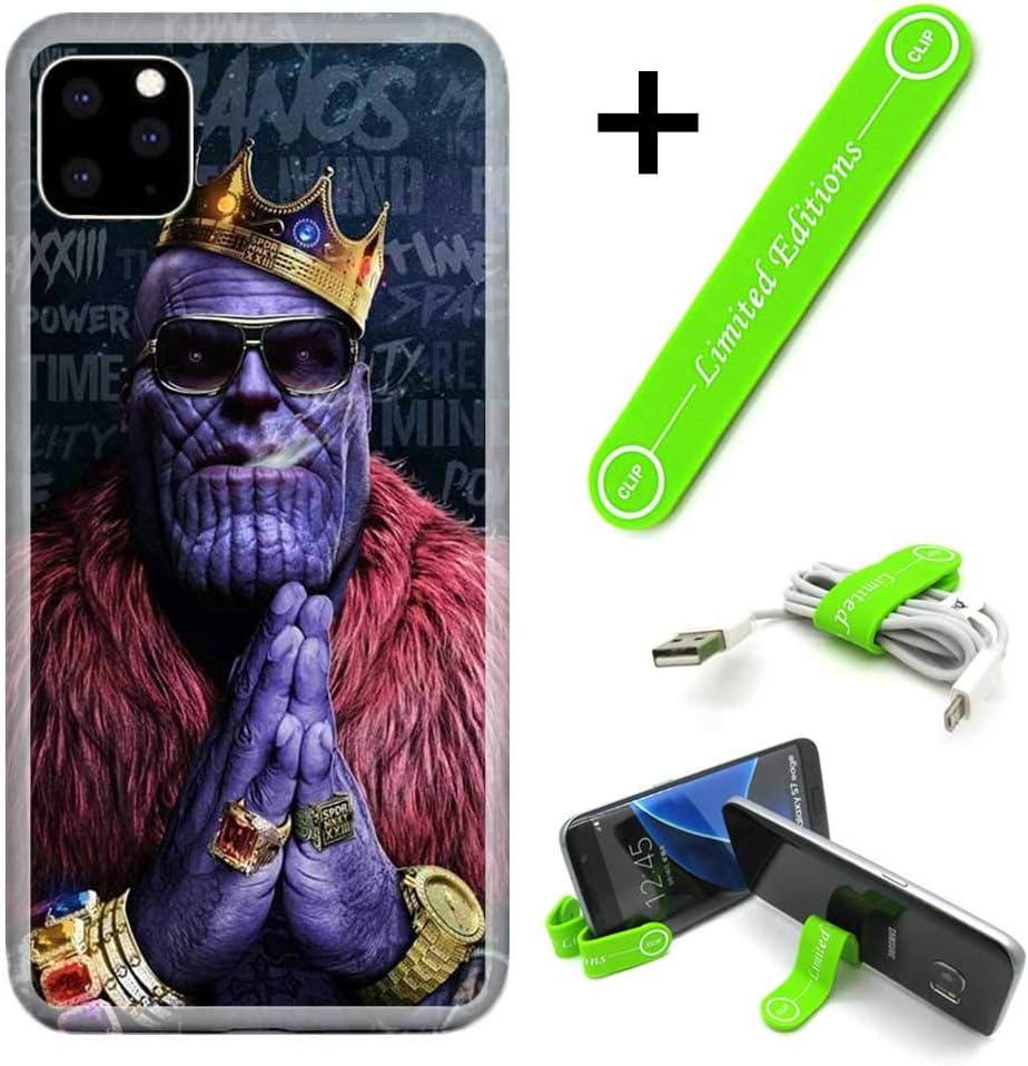 Thanos 2 iphone case