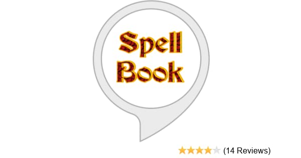 Amazon com: Spell Book for Dungeons and Dragons: Alexa Skills