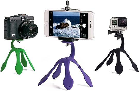 Gekkopod - Trípode con Soporte Universal para Smartphone, Color ...