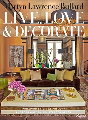 Martyn Lawrence-Bullard: Live, Love, and Decorate]()