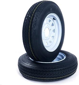 "530 X 12/"" B Range  Replacement Trailer Tire"