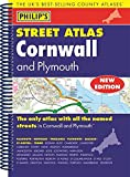 Philip's Street Atlas Cornwall and Plymouth: Spiral Edition
