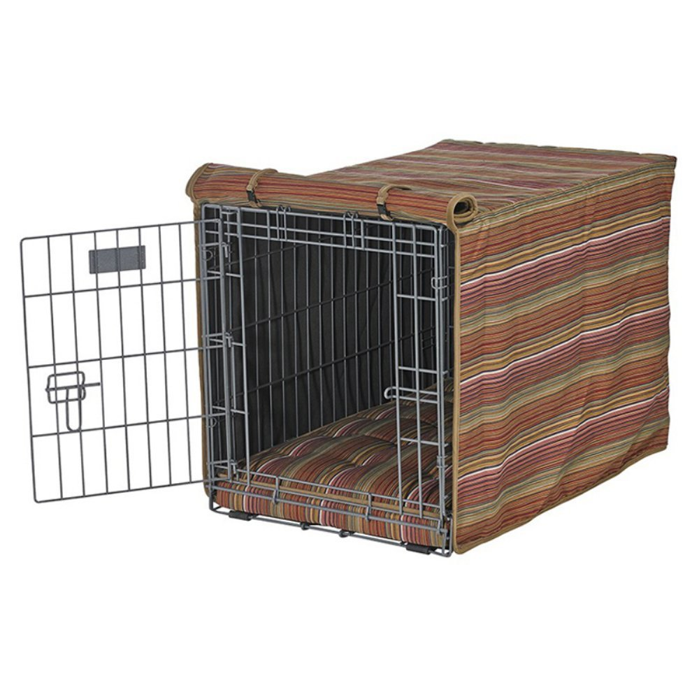 Bowsers Luxury Crate Cover, X-Large, Jester