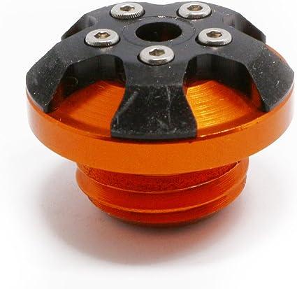 Moto CNC Bouchon de remplissage magn/étique huile de moteur M20/* 2,5/pour Honda CRF250/CRF 450/CB400/F//400/x CB500/F//500/x CBR400R CRCBR500R CBR650