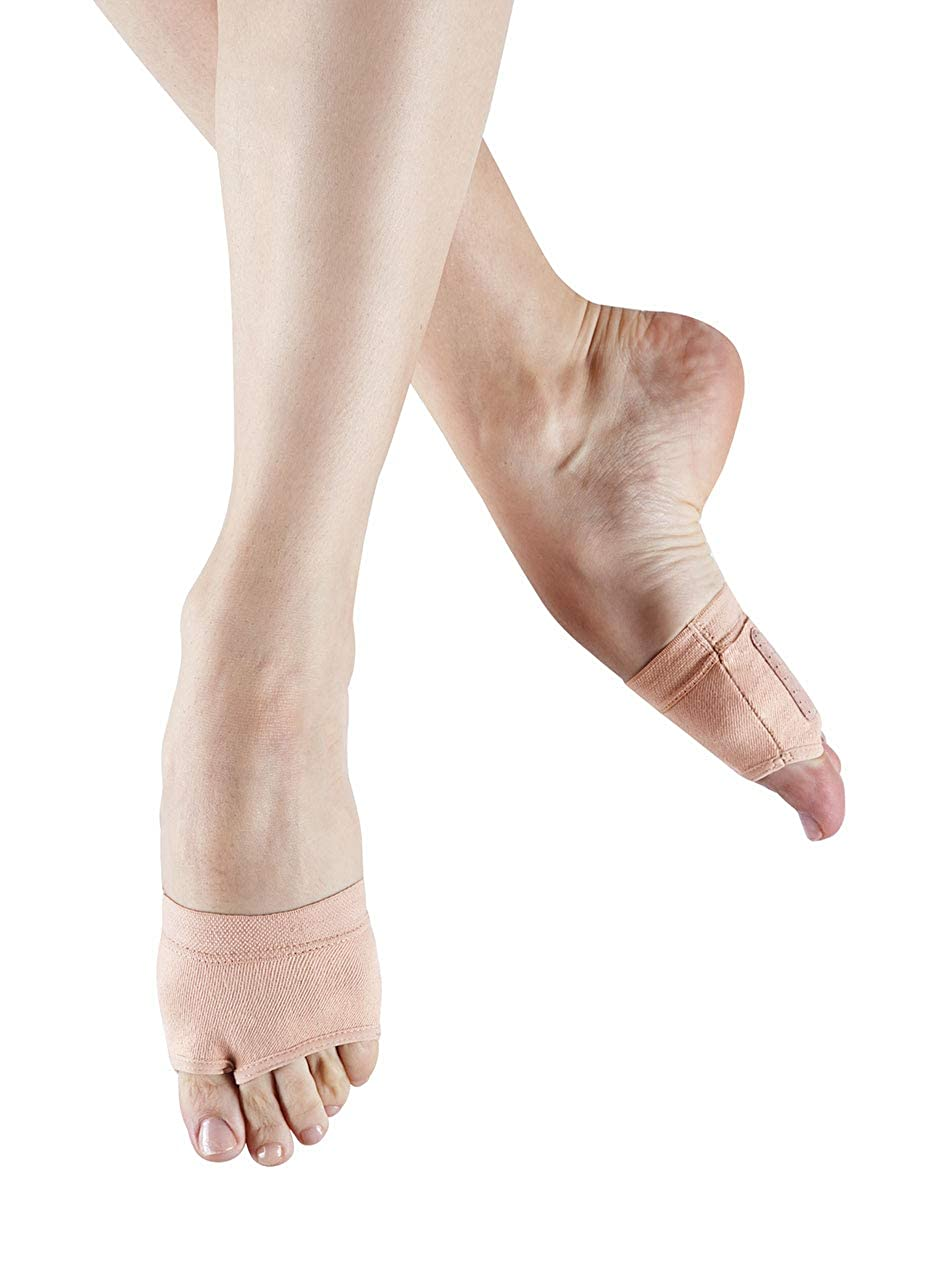 Modern Dance Shoe Bloch Dance Womens Orbit Stretch Canvas Contemporary