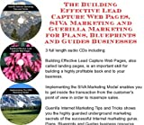 img - for The Guerilla Marketing, Building Effective Lead Capture Web Pages, SIVA Marketing for Plans, Blueprints and Guides Businesses book / textbook / text book