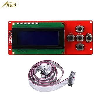 Amazon.com: Anet A8 2004 - Módulo de controlador de pantalla ...