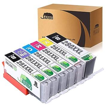 Amazon.com: Compatible con impresoras Canon TS8120 TS8220 ...