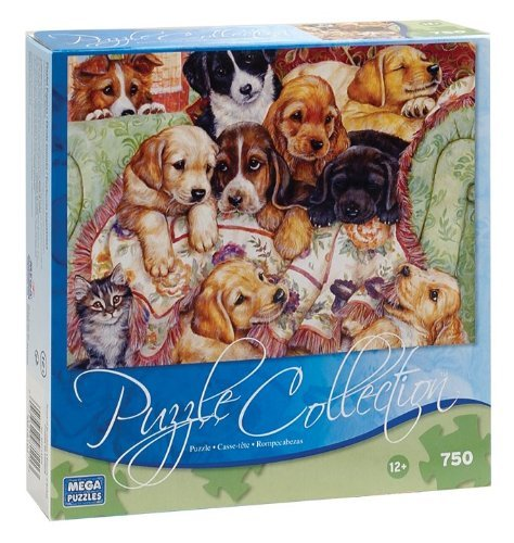 Puzzle Collection 750 Piece Puzzle 6 Pack by The Puzzle Collection