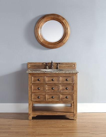 James Martin Malibu 36 Single Bathroom Vanity