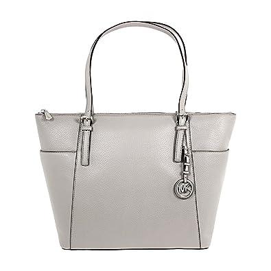 Michael Kors Jet Set Ladies Large Leather Tote Handbag 35H6STTT9L   Amazon.in  Shoes   Handbags ca73d46b15