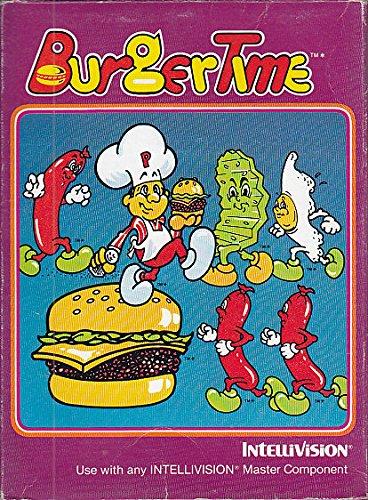 BurgerTime Mattel Electronics