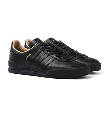 adidas Jeans MkII Trainers - Black  Amazon.co.uk  Shoes   Bags 6835209a4500