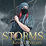 Storms: Sharani Series, Book 2 | Kevin L. Nielsen