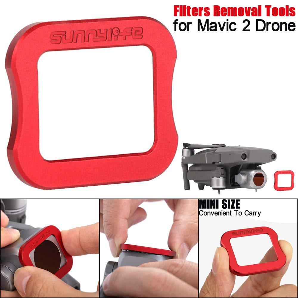 Markthym Aluminium Filter Removal Wrench Tool Repair Accessories for DJI Mavic 2 Pro Aluminiumfilter-Entfernungsschl/üsselwerkzeug-Reparatur-Zubeh/ör f/ür DJI Mavic 2 Pro
