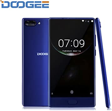 DOOGEE Mix 4 GB + 64 GB Smartphone Móvil sin marco doble cámara 5 ...