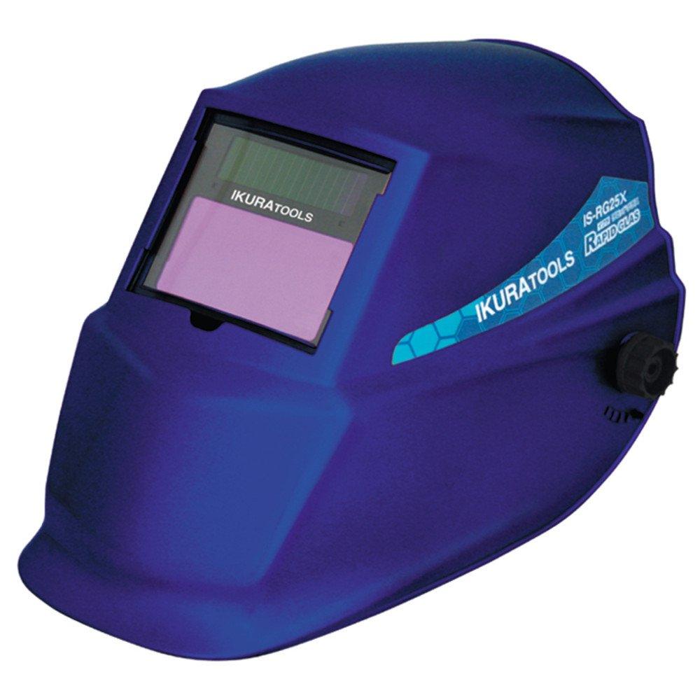 IKURA(育良精機) 自動遮光溶接面 ラピッドグラス IS-RG25X  B00A61YVQW